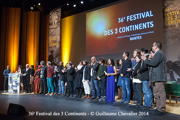 Festival 3 Continents 2014